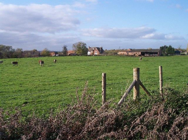 Mill Farm, Stoke Orchard