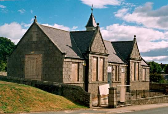 Former St Nicholas School, Brig o' Balgownie