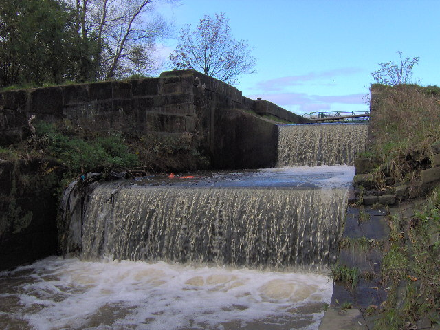 Old Locks on St Helens canal