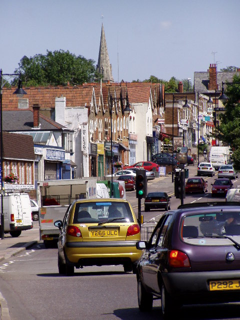 High Road, Woodford Bridge, Essex
