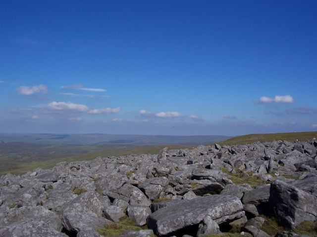 The Screes next to Crossfell.