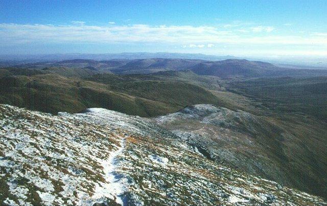 Southeast Ridge, Ben Vorlich(Perthshire).