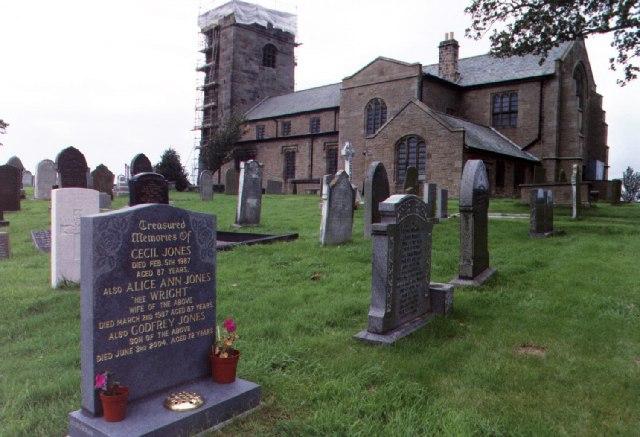 Graveyard, St Michael's Church, Cockerham