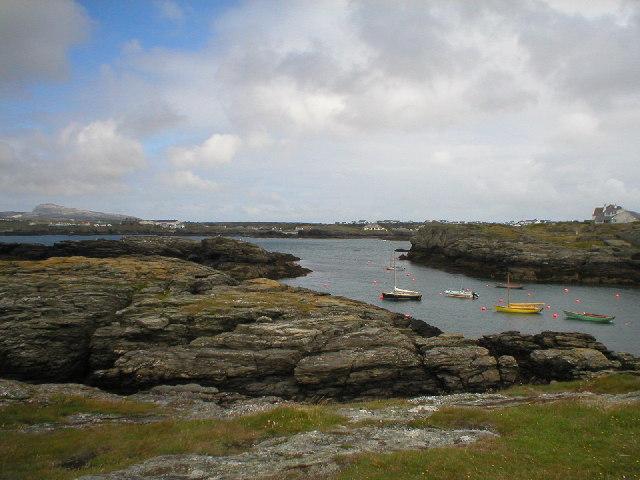 Porth Diana, Trearddur Bay