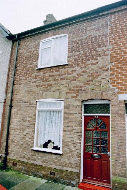 No. 20 New Street, Barrow-in-Furness