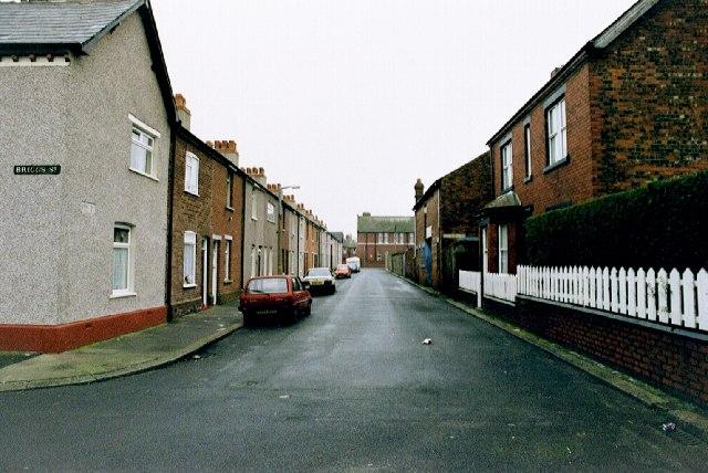 New Street, from Briggs Street, Barrow-in-Furness