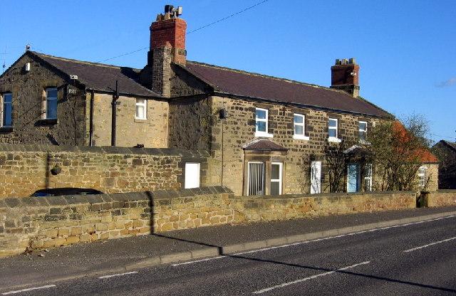 West Farm near Backworth