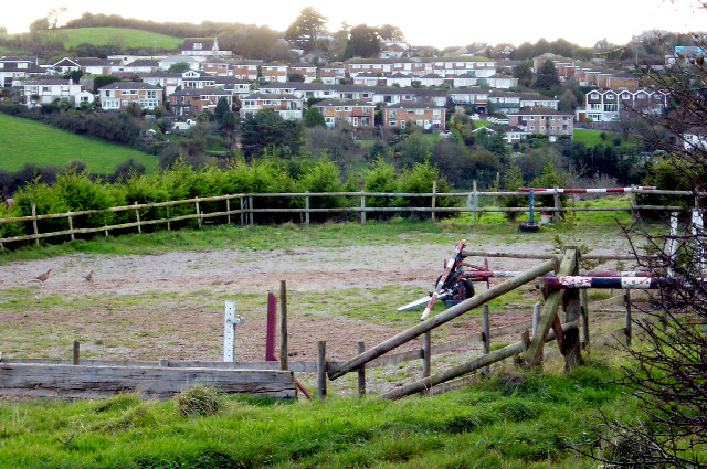 Hillhead & Raddicombe Housing development