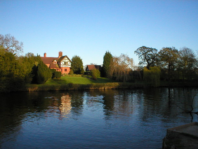 Eccleston Ferry River Dee