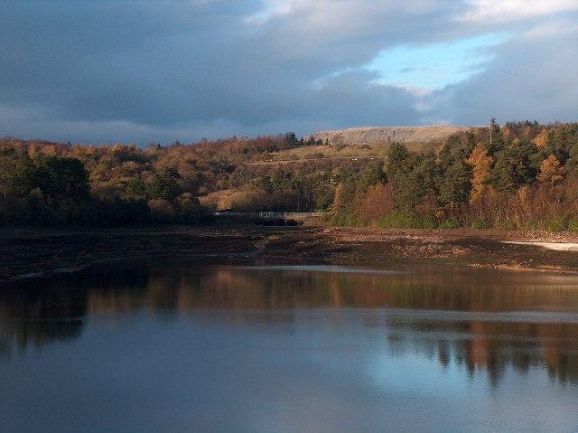 Mugdock Reservoir, Nr Milngavie