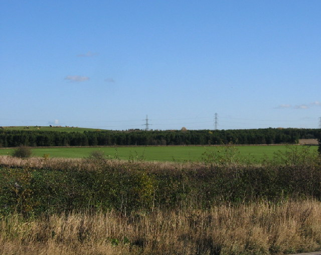 The site of Backworth 'C' pit.