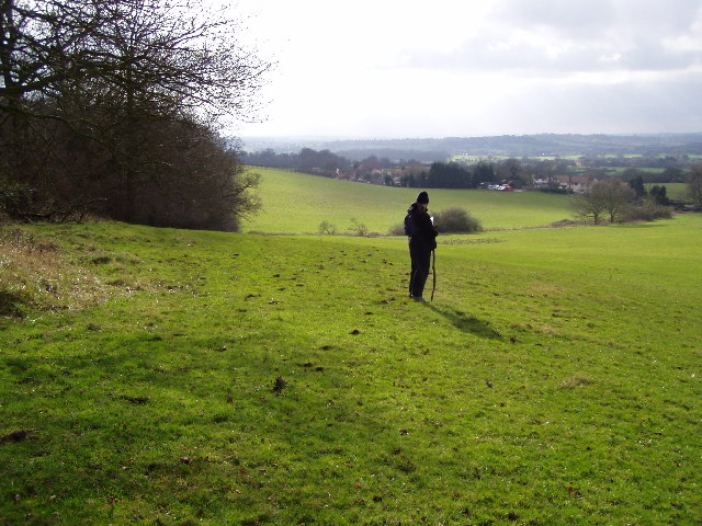 Mount End, Essex, on the Roman road