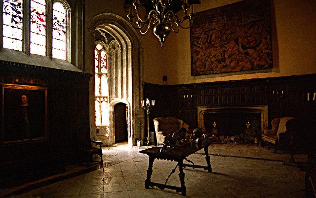The Great Hall, Athelhampton House, Dorset