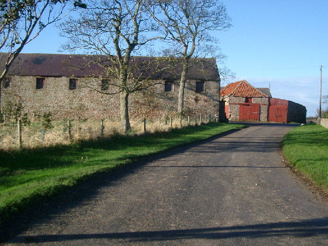Steading, Windmill Hill