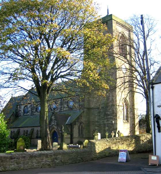 Parish Church of St. Nicholas, Cramlington Village