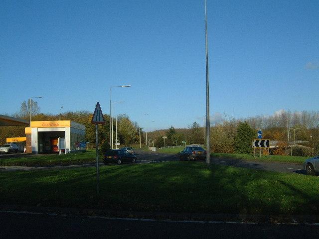 Stirchley Roundabout
