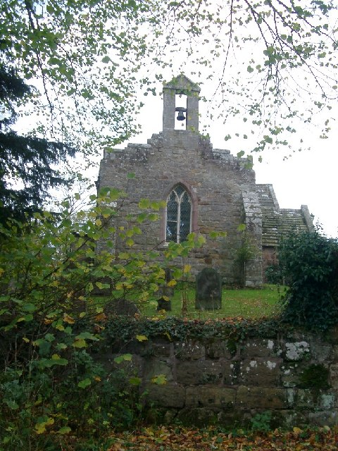 St Peters Church, Chillingham