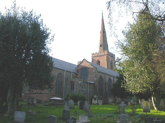 Old Bilton - St Mark's Church