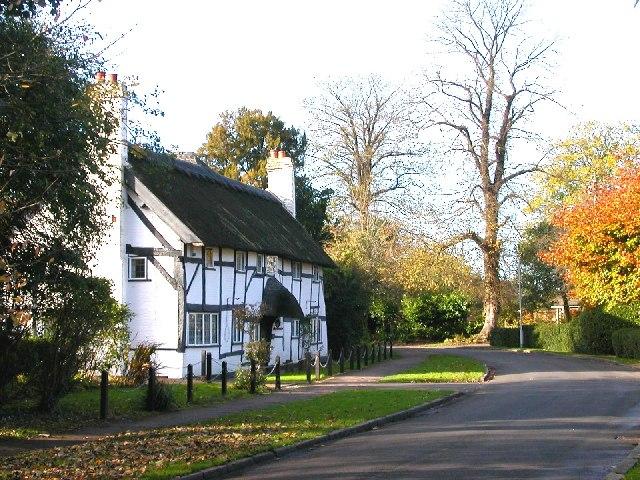 Old Bilton - Church Walk