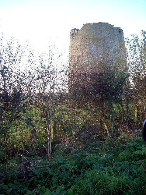 Old Dovecot near Haggerston