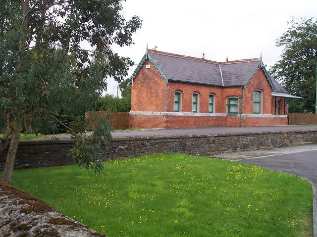 Upton station, Co.Cork