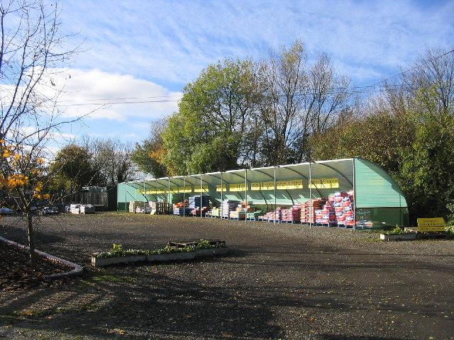Hanging Garden Nurseries, Writtle, Essex