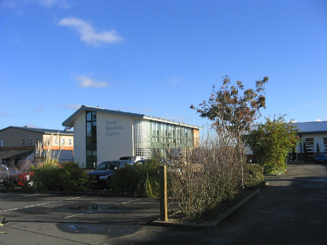 Rural Business Centre, Writtle College, Essex