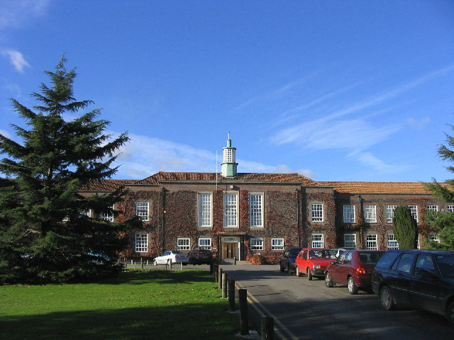 Writtle Agricultural College, Essex
