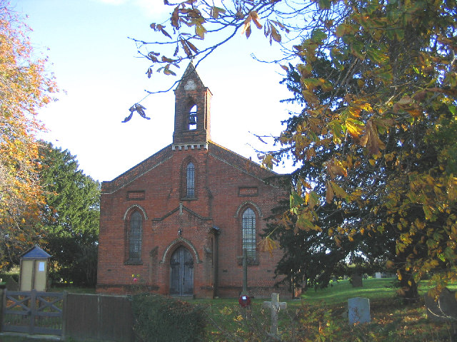 Parish Church, Loves Green, Essex