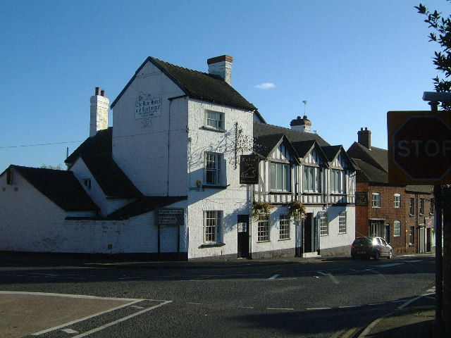 The Bear, Hodnet