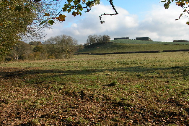 The Taw valley and Westacott
