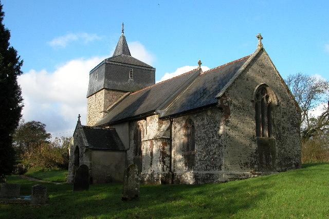 Brushford Church