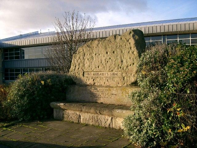 Saint Margaret's Stone.