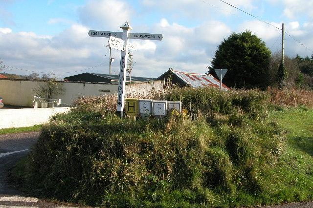 Partridge Walls Cross