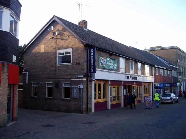 The Peacock, Kettering