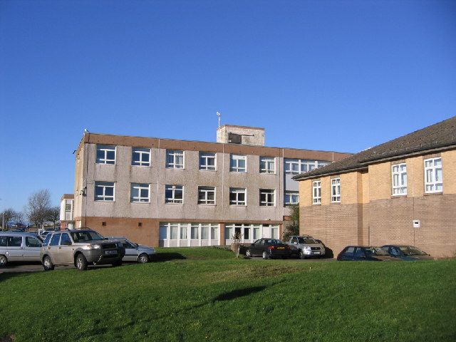West Cumberland Hospital Maternity Wing