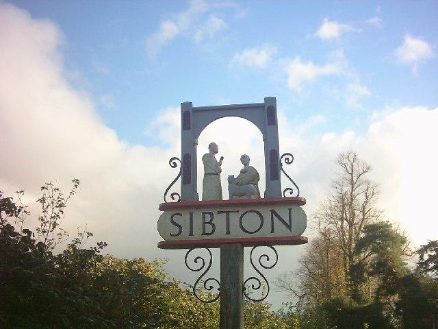 Sibton Sign
