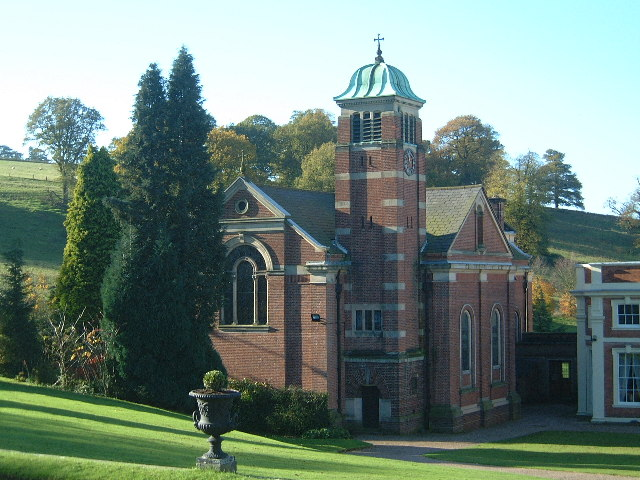 Hawkstone Hall chapel