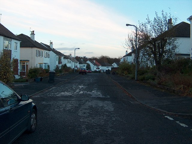 Crawford Road, Cloberfield, Milngavie