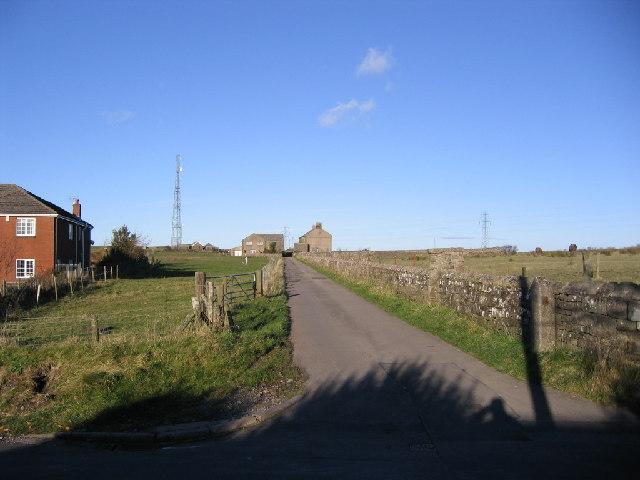 Harras Dyke Farm