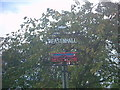 TM3569 : Peasenhall Sign by Adrian Cable