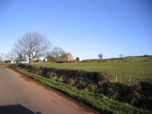 Arlecdon Hill from the road