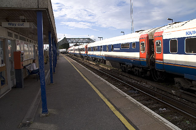 Wool Station, Dorset