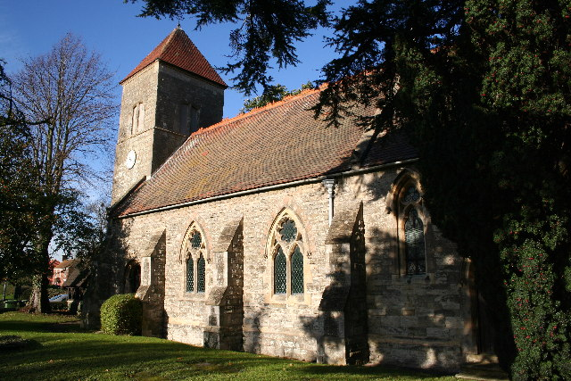 St.Giles church, Darlton