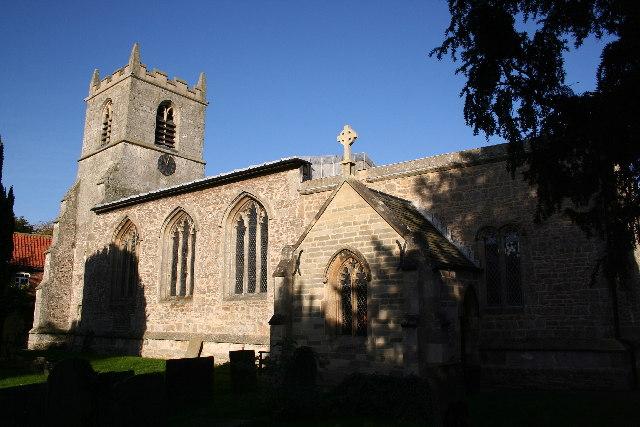 St.Giles church, Elkesley