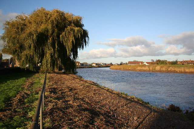 River Trent at Owston Ferry