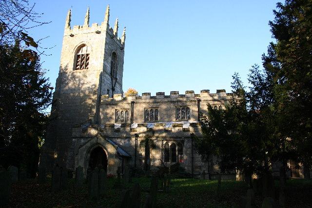 St.Mary Magdalen's church, Walkeringham