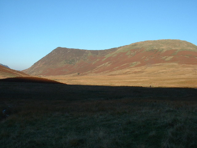 Melbreak from Mosedale