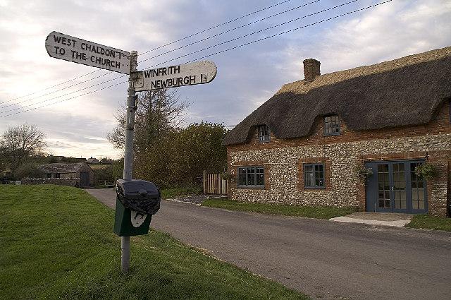 Chaldon Herring (or East Chaldon), Dorset