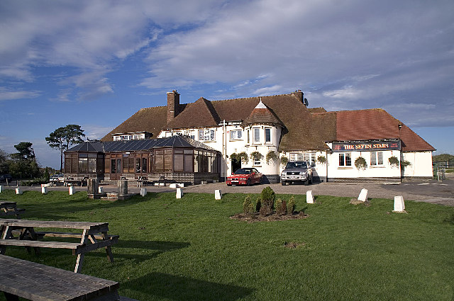 The Seven Stars Inn, East Burton, Dorset